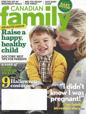 Canadian-Family-Cover-Dr.-Archer-October-2013-Health-Edition