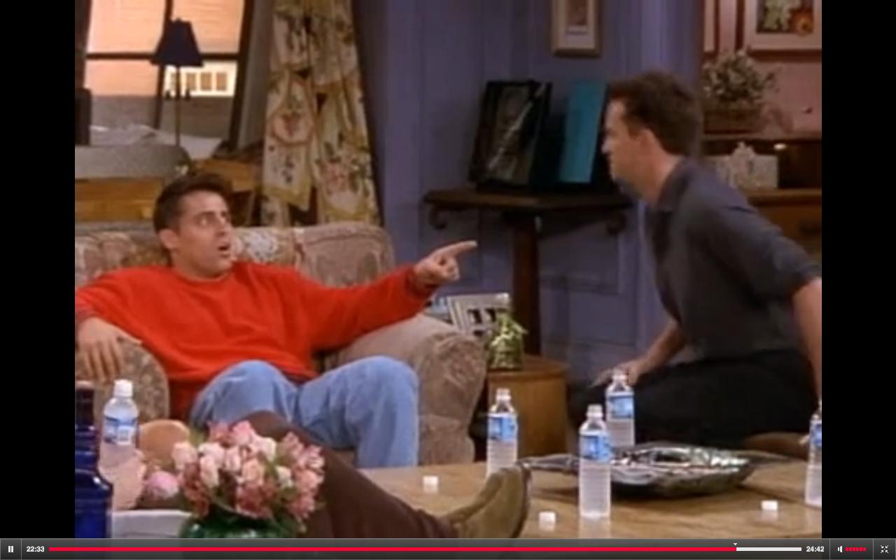 som er Monica dating i 2012 Magandang dating nettsteder