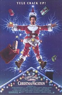 NationalLampoonsChristmasVacationPoster